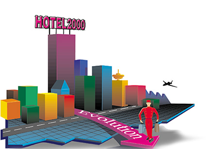 Hotel 2000 software gestionale PMS